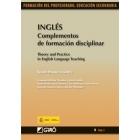 Inglés. Complementos de formación disciplinar. Theory and Practice in English Language Teaching VOL. I