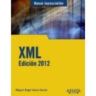 XML. Edición 2012