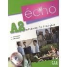 Écho A2. Livre de l'élève + Portfolio + DVD-Rom
