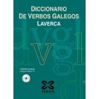 Diccionario de verbos galegos: laverca + CD-ROM