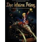 Der kleine Prinz, Comic Bd.5 Der Planet des Sternenfängers