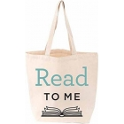 LoveLit Read to me Tote Bag