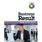 Business Result Start Teacher's Book & DVD Pack
