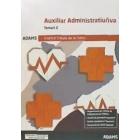 Auxiliar administratiu Institut català de la salut (ICS) Temari 2
