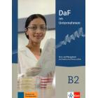 DaF im Unternehmen B2 - Kurs- und Übungsbuch mit audio online