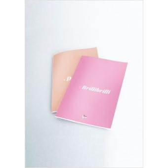 Pack 2 libretas cosidas (+ Brillibrilli - Drama)
