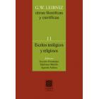 Escritos teológicos y religiosos (Obras filosóficas y científicas, 11)
