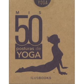 Mis 50 posturas de yoga- baraja de cartas