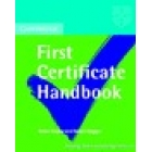 Cambridge first certificate handbook.