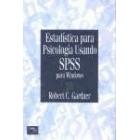 Estadística para psicología usando SPSS para windows