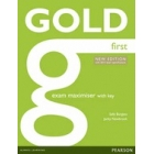 Gold first certificate. New edition. Exam maximiser with key (2015)
