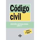 Código civil (nueva edición 2017)