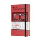 Moleskine* Libreta Keith Haring Pocket Lisa Cartoné