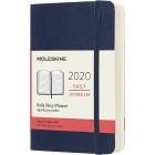 Moleskine* Agenda Diaria 12 meses Pocket (rústica-azul)