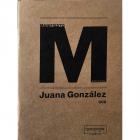 Juana González: Manifiesto