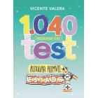 1040 preguntas tipo test Auxiliar Administrativo del Estado. Organización pública y actividad administrativa