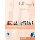 Fit fürs Goethe-Zertifikat B2 - Deutschprüfung für Jugendliche, Lehrbuch mit Audio-CD.