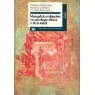 Manual de evaluación en psicología clínica y de la salud