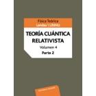 Teoría cuántica relativista. vol ll