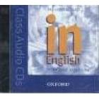 In English pre-intermediate Class CD