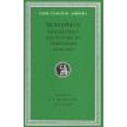 Memorabilia and Oeconomicus. Symposium and Apologia