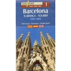 Mapa Barcelona (català-castellano-english)