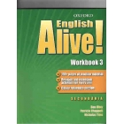 English Alive 3 Workbook (catalan)