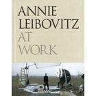 At Work. Annie Leibovitz