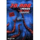 20.000 leguas de viaje submarino (cómic adaptado)