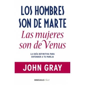 Los hombres son de Marte y las mujeres de Venus. (DeBOLS!LLO)