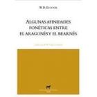 Algunas afinidades fonéticas entre el bearnés y el aragonés