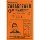 Calendario Zaragozano. El firmamento (Año 2013)