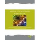 Manual de psicoterapia interpersonal