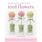 Iced flowers. Squires Kitchen's guide to making