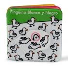 Pingüino Blanco y Negro (Bebé Baño)