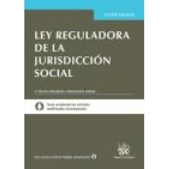 Ley reguladora de la jurisdicción social 10 ed.