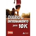Diario de entrenamiento para 10 kilómetros