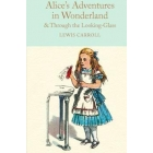 Alice's Adventures in Wonderland & Through the Looking-Glass : And What Alice Found There (Black and White)