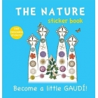 The Nature Sticker book