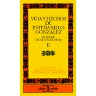 Vida y hechos de Estebanillo González, tomo II