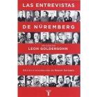Las entrevistas de Núremberg realizadas por Leon Goldenshohn