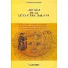 Historia de la literatura italiana