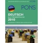 PONS Sprachkalender Deutsch als Fremdsprache 2010