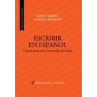 Escribir en Español