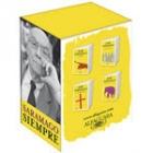 Pack Saramago siempre: Caín / Ensayo sobre la ceguera / El evangelio según Jesucristo / El viaje del elefante