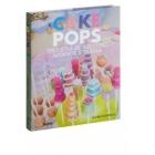 Cake Pops. Piruletas de bizcocho, adornos y tartas