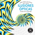 Ilusiones ópticasLibro para colorar Arte-terapia