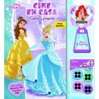 Princesas. Cine en casa. Cuento con proyector