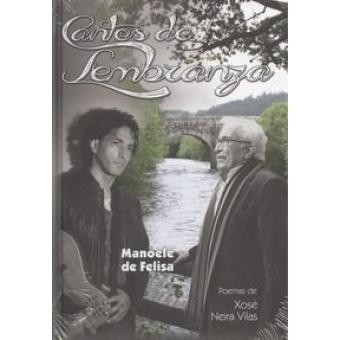 Contos de lembranza (libro CD)