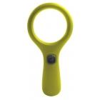 Lupa Lucy amarilla (con lámpara incorporada)